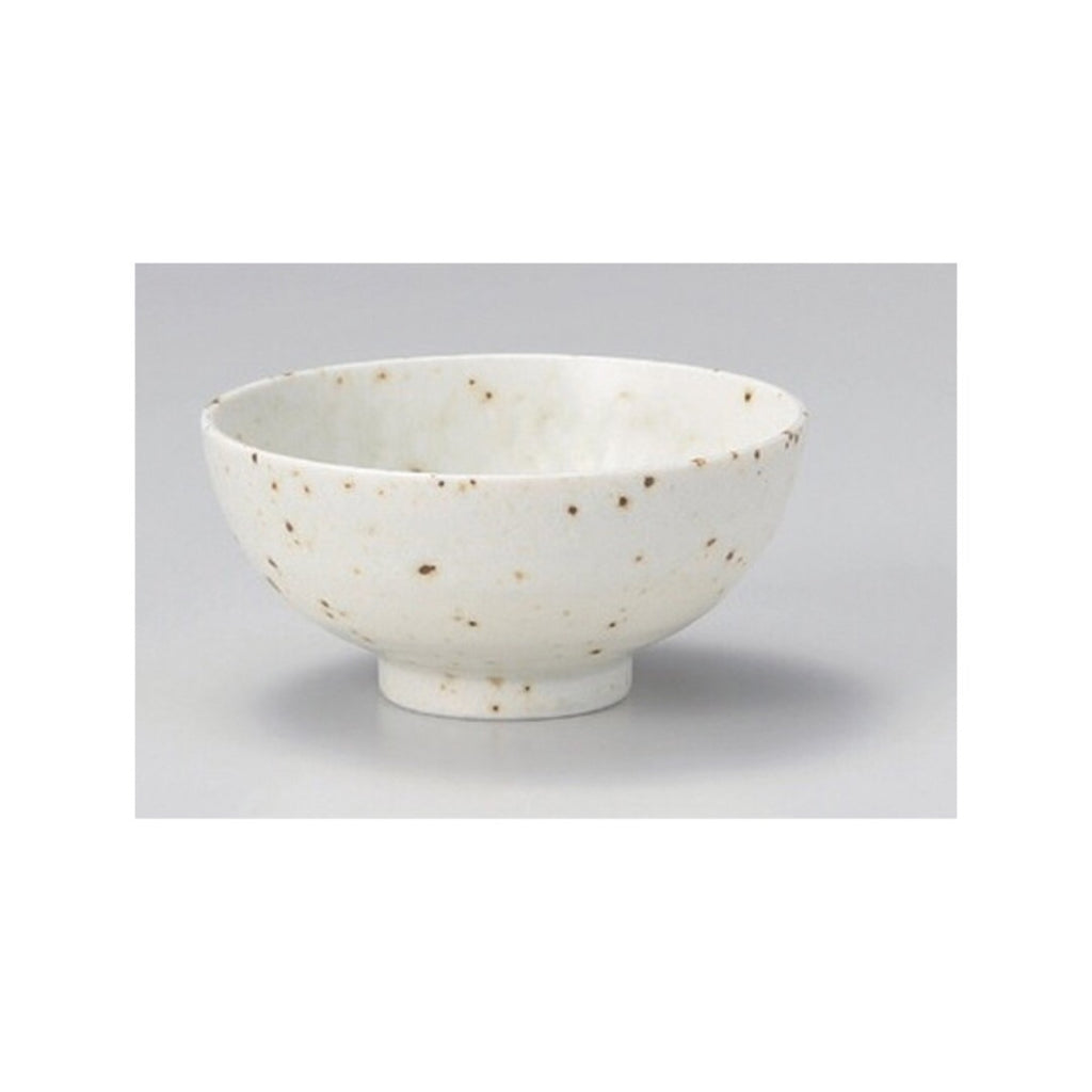 Japan series : White speckled little bowl