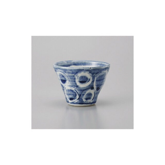 Japan series : Blue cylinder cup
