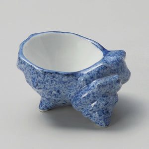 Japan series : Blue shell bowl