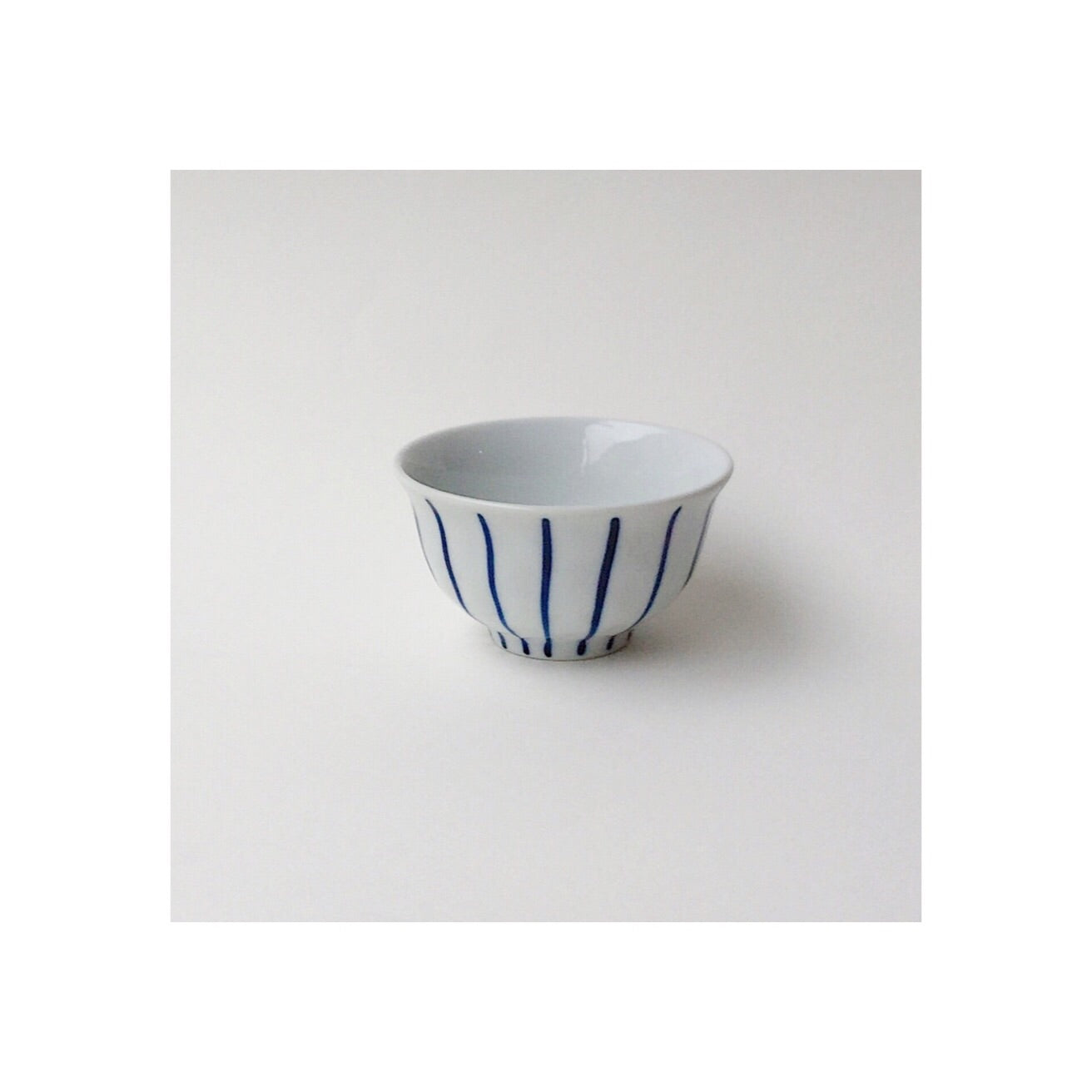 Japan series : Little bluestriped bowl