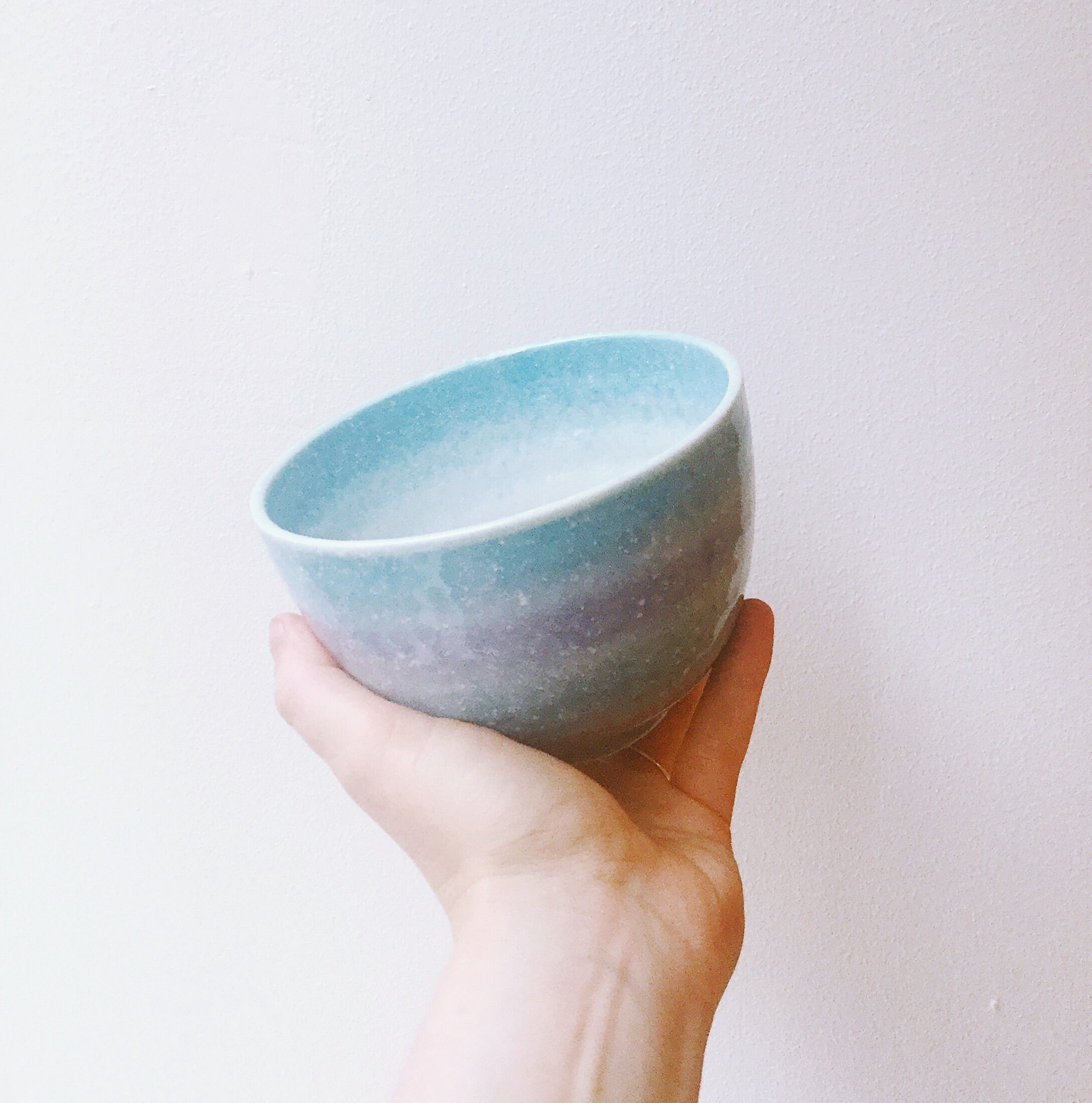 PRE-ORDER Japan series : Turquoise/ light blue bowl