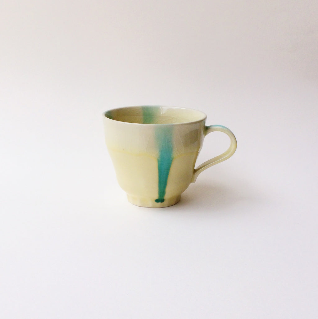 PRE-ORDER Japan series : Yellow mug