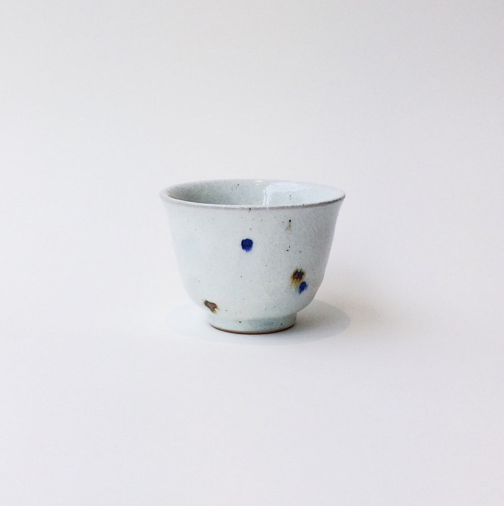 Japan series : Dotted espresso cup