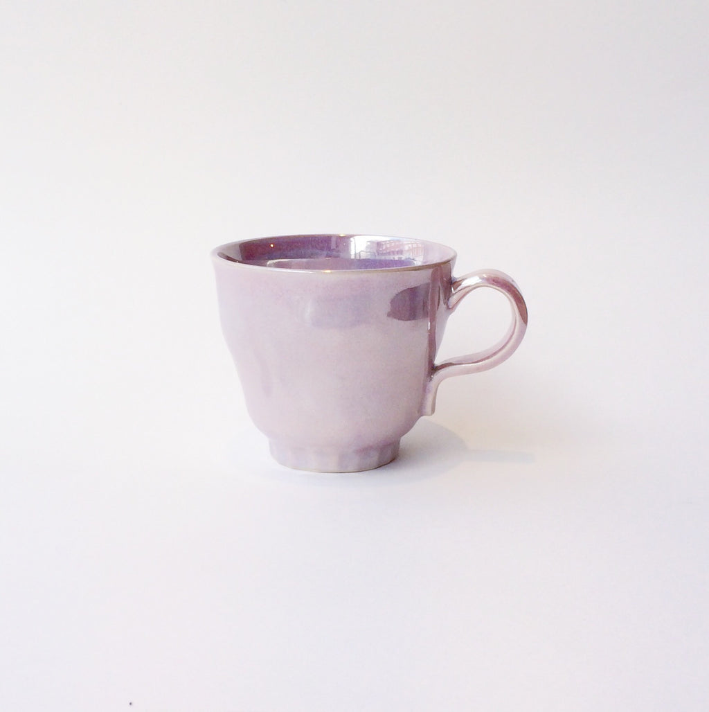 PRE-ORDER Japan series : Pink shiny glazed mug
