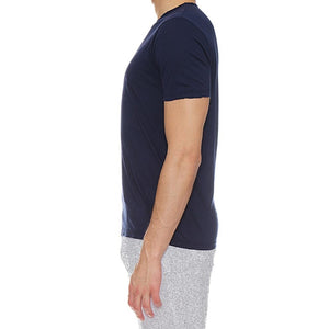 LIGHT VEE T-SHIRT NAVY