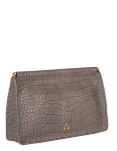 CLIC CLAC CROCODILE CLUTCH