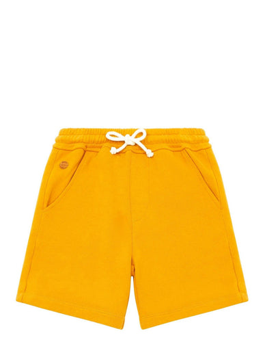 TIGER BERMUDA SHORTS HONEY