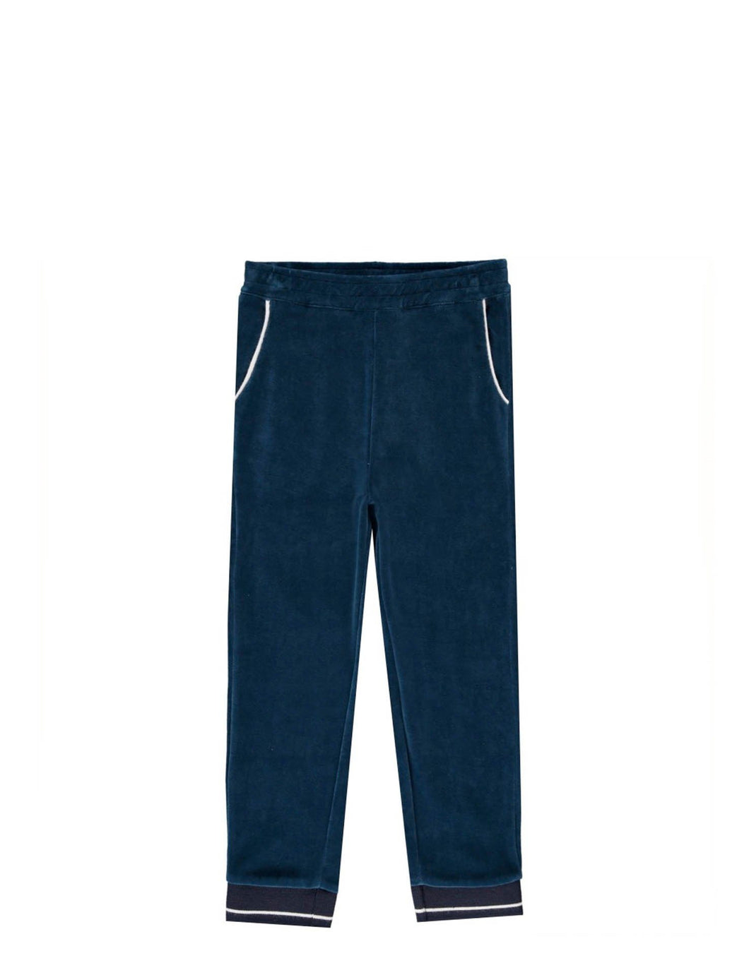 VELVET BLUE JOGGINGS