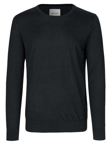 LOKE SWEATER BLACK