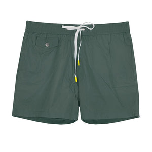 LIGHT SWIM BOXER KHAKI
