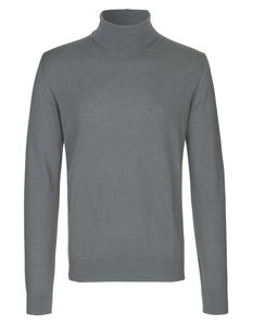 MINYA TURTLE NECK GREY