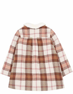 SUZANNE CHECKERED COAT