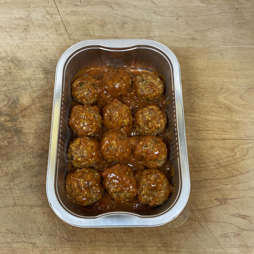 Lamb Curry Meatballs