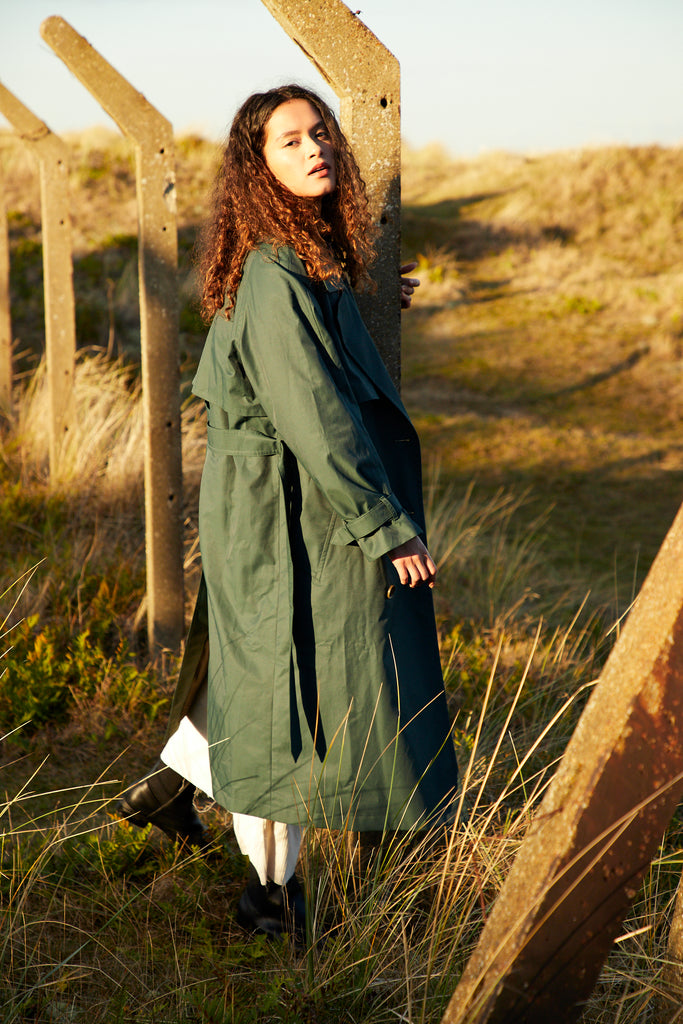 Gloverall Audrey Trench Coat