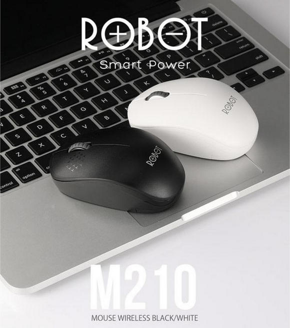 ROBOT M210 Wireless optical mouse
