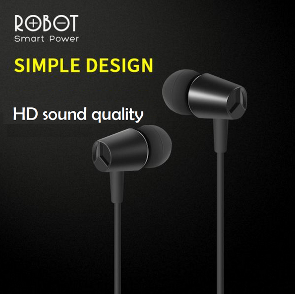 ROBOT RE201 Wired earphone