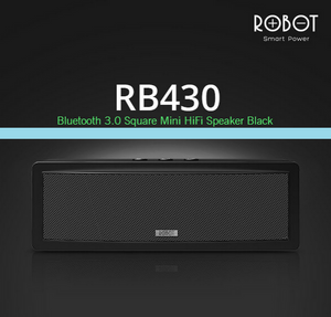 ROBOT RB430 Bluetooth 3.0 squre mini HIFI speaker