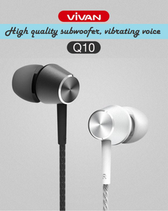 VIVAN Q10 Wired earphone