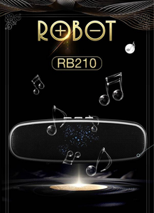 ROBOT RB210 Bluetooth  speaker