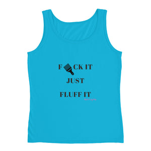 F-it Fluff It Ladies' Tank