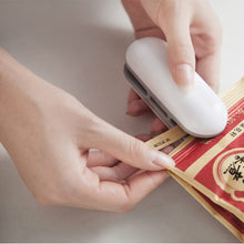 Load image into Gallery viewer, Portable Mini Heat Sealing Machine Sealer