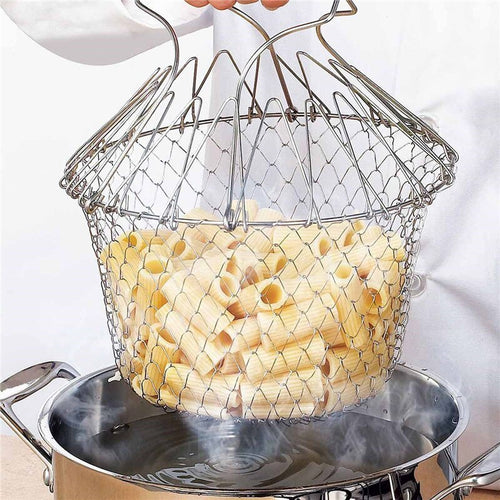 Foldable Chef BasketTool