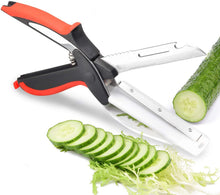 Load image into Gallery viewer, 【HOT】2/6 In 1 Utility Cutter Scissors Knife