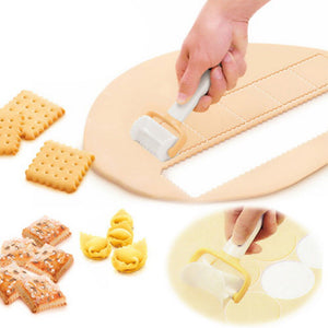 Baking Rolling Pastry Cutter Set