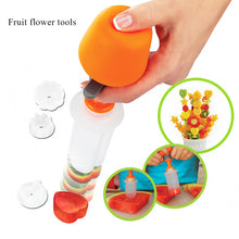 Load image into Gallery viewer, Fruit & Vegetable Shaper Cutter