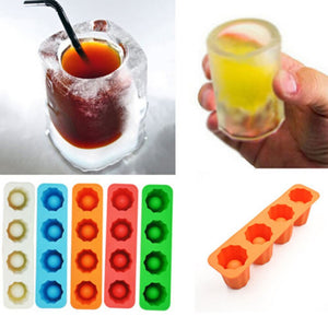 Play & Party Ice Shot Maker Tray