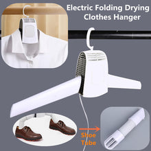 Load image into Gallery viewer, Portable Electric Clothing Dryer Hanger