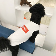 Load image into Gallery viewer, 2020 Superme Pet T-shirt Summer Season