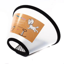 Load image into Gallery viewer, Elizabethan Collar for Dogs & Cats