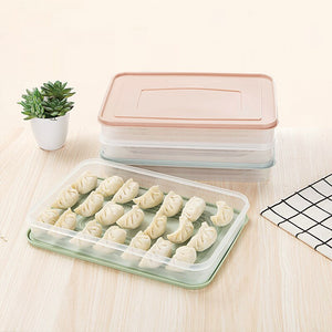 Single Layer Boxes Storage Tray Food Container Box