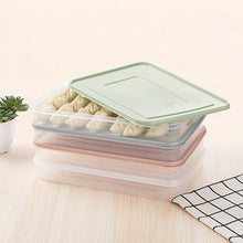 Load image into Gallery viewer, Single Layer Boxes Storage Tray Food Container Box