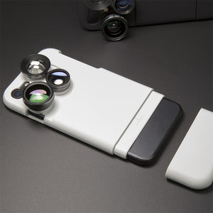 4 in 1 Mobile Phone Lens Phone Cases - tagadgets