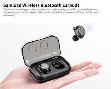 Load image into Gallery viewer, Waterproof Wireless Bluetooth Earphones - tagadgets