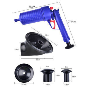【HOT SALE】High Pressure Air Drain Blaster Pump