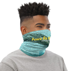 Peace Be With You | Neck Gaiter