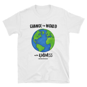 Change the World with Kindness | Unisex Tee