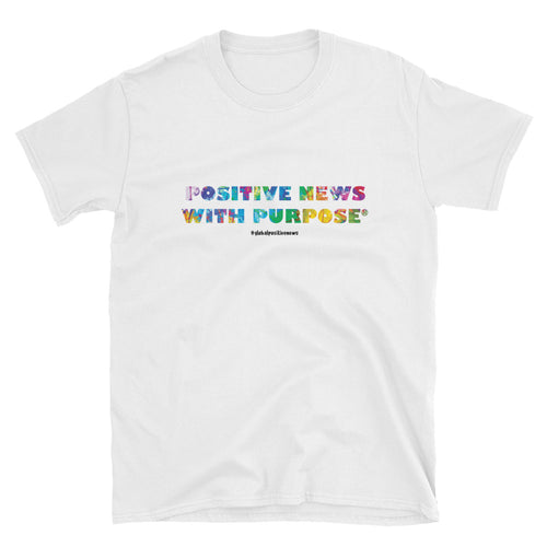 Positive News with Purpose® | Unisex Tee