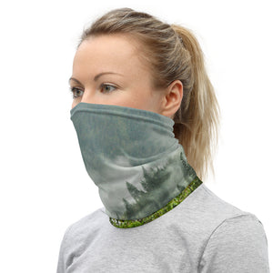 Misty Forest Neck Gaiter