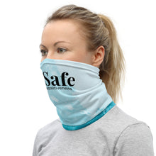 Be Safe | Blue Skies Neck Gaiter