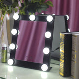 Portable Hollywood Vanity Mirror