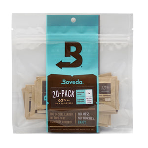 Boveda 2-way humidity control