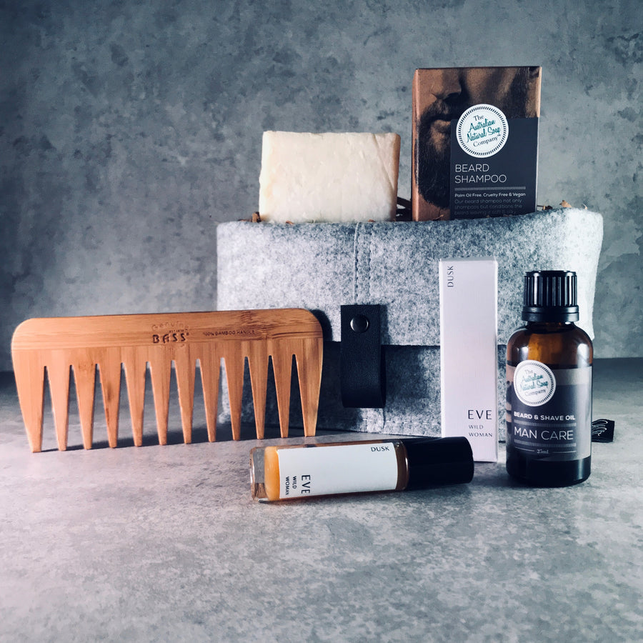 The Natural Beard Box