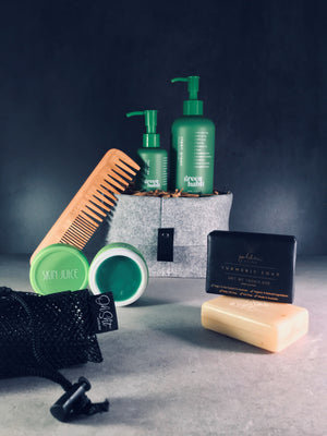 The Organic Grooming Box