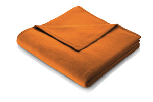 Burnt Orange Throw