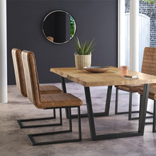 Industrial Style Dining Table 240cm