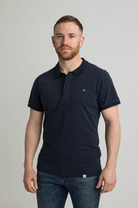 Frank Organic Mens Polo Shirt